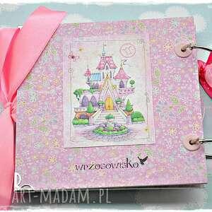 księżniczka scrapbooking albumy bajecznik - folder na płyty