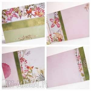 różowe scrapbooking albumy album kolorowy album/a4