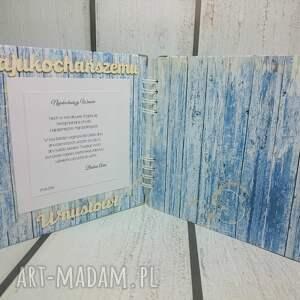 oryginalne scrapbooking albumy marynarski album na zdjęcia.