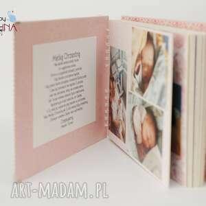 intrygujące scrapbooking albumy album podziękowania dla rodziców