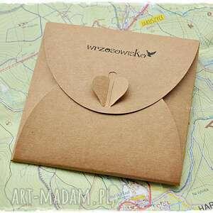 Zaproszenie na sesję ślubną i folder na płytę ze zdjęciami