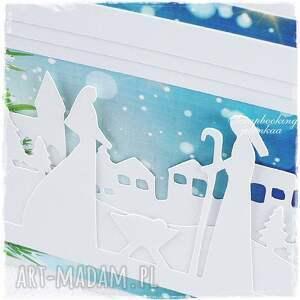 pomysł na święta upominki boże-narodzenie boże narodzenie - kartka
