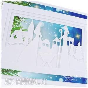 pomysł na święta upominki boże narodzenie - kartka