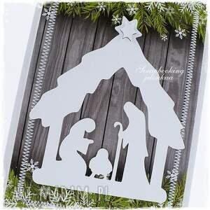 pomysł na świąteczny prezent boże narodzenie - kartka