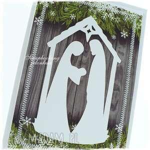 pomysły na upominki świąteczne boże narodzenie - kartka