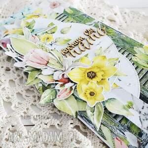 oryginalne scrapbooking kartki mama dla mamy, kartka w pudełku, 614
