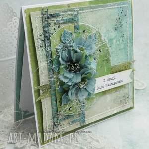 urokliwe scrapbooking kartki dzień-nauczyciela dla nauczyciela - kartka w pudełku