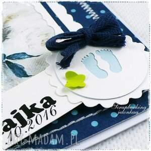 białe scrapbooking kartki chłopiec dziecięca kartka z pieskiem