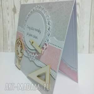 intrygujące scrapbooking kartki nauczyciel ekierkowo cukierkowo