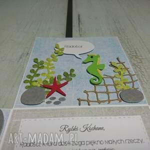 szare scrapbooking kartki rocznica exploding box / eksplodujące