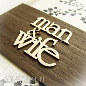 białe scrapbooking kartki ślubne jesienna kartka ślubna
