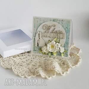 wyjątkowe scrapbooking kartki ślub karta ślubna, 467