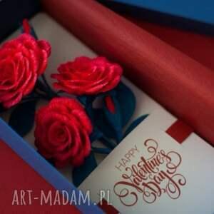 efektowne scrapbooking kartki day karteczki 3d. happy valentines day