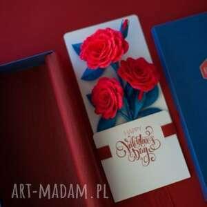 day scrapbooking kartki karteczki 3d. happy valentines day