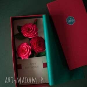 Mira flowers93 intrygujące scrapbooking kartki prezent karteczki 3d na urodzinowy