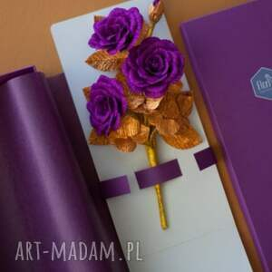 Mira flowers93 scrapbooking kartki prezent