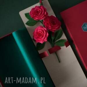 intrygujące scrapbooking kartki karteczki floral card for mum, mom birthday with