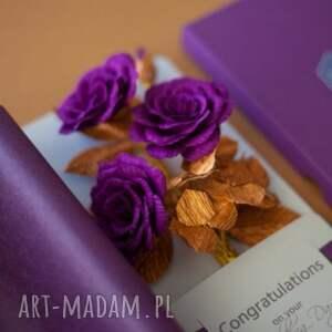 Mira flowers93 scrapbooking kartki: Karteczki 3D na prezent super
