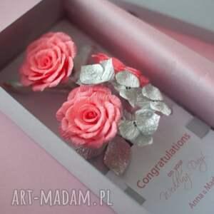 Karteczki 3D - hand made wedding