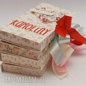 eleganckie scrapbooking kartki kartka czekoladownik koniec roku