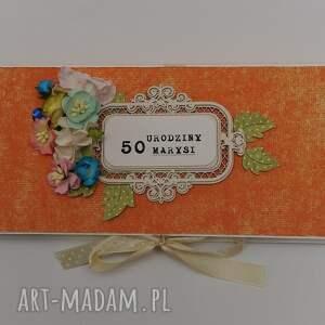 wyjątkowe scrapbooking kartki kartka czekoladownik
