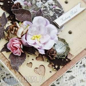 scrapbooking kartki kartka dla babci