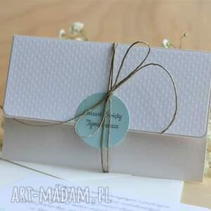 ręczne wykonanie scrapbooking kartki chrzest kartka kopertówka na