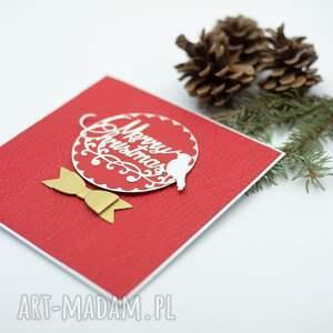 pomysł na świąteczny prezent kartkazżyczeniami kartka boże narodzenie