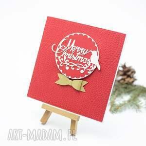 pomysł na świąteczny prezent kartka boże narodzenie