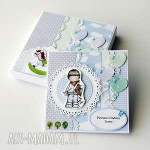scrapbooking kartki kartka na urodziny