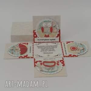 scrapbooking kartki kartka pudełko urodziny 18