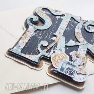 kartka scrapbooking kartki sto lat