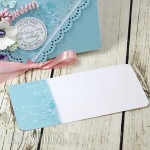 oryginalne scrapbooking kartki ślub kartka ślubna - sweet candy
