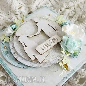scrapbooking kartki ślub kartka ślubna w pudełku, 477
