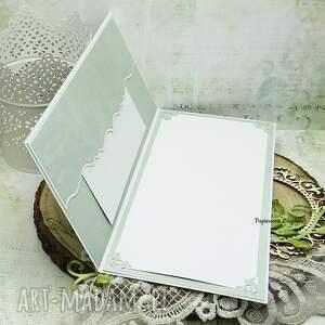 scrapbooking kartki ślub kartka ślubna w pudełku
