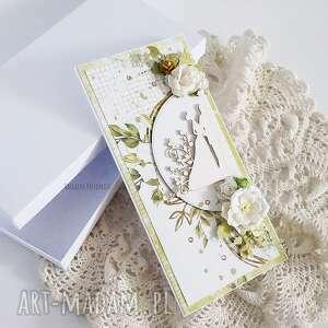 scrapbooking kartki kartka ślubna w pudełku, 451