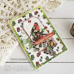 święta upominek kartka świąteczna, 521