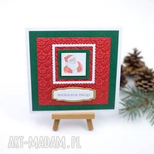 pomysł na prezent świąteczny święta kartka świąteczna - boże