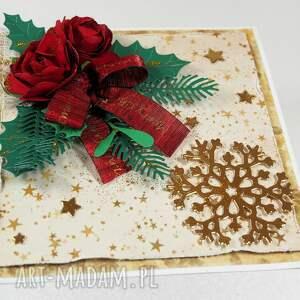 świąteczny prezent święta kartka świąteczna