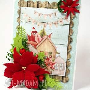 święta prezent życzenia kartka świąteczna