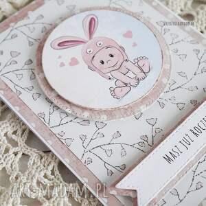 wyjątkowe scrapbooking kartki dziecko kartka urodzinowa dla dziewczynki