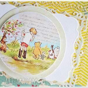 Góra scrapbooking kartki - kartka urodzinowa dla dziecka NG02
