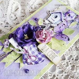 scrapbooking kartki kartka urodzinowa/imieninowa, 545