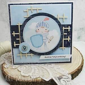 scrapbooking kartki kartka-na-urodziny kartka urodzinowa dla maluszka
