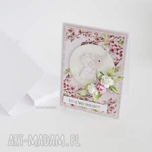 scrapbooking kartki dziecięca kartka urodzinowa ze słonikiem, 464
