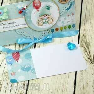 urokliwe scrapbooking kartki urodziny kartka urodzinowa dla chłopca