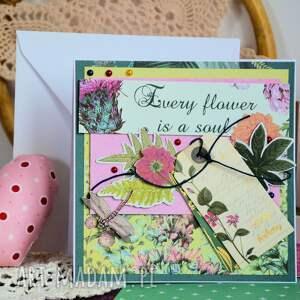 kartka różowe urodzinowa - happy birthday