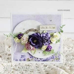 scrapbooking kartki imieniny kartka urodzinowa/imieninowa, 478