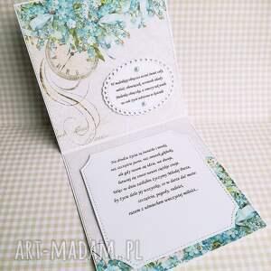 brązowe scrapbooking kartki uroczystość kartka w pudełku dniu ślubu