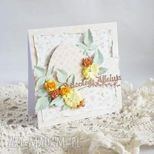 Vairatka Handmade scrapbooking kartki: Kartka wielkanocna - Hand Made wielkanoc